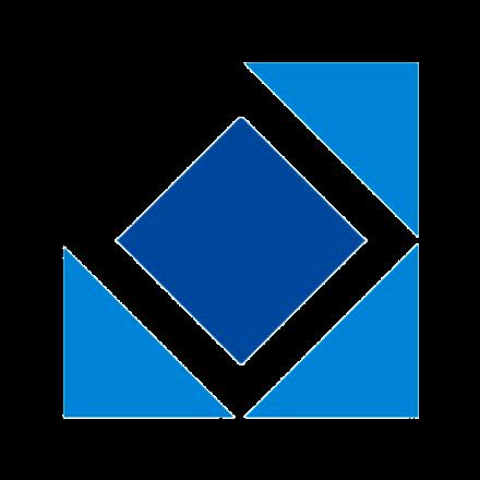 רבוע כחול